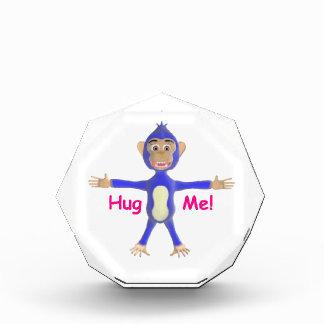 Hug Me Chimp Award