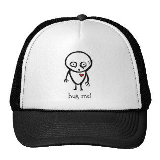 hug me mesh hats