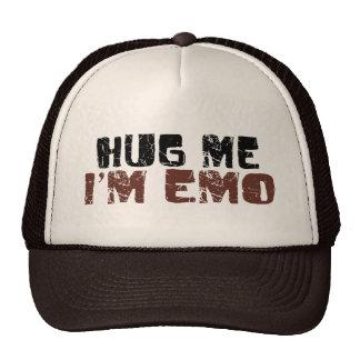 Hug Me I M Emo Trucker Hat