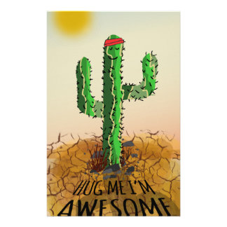 Hug me im awesome stationery