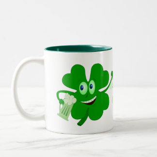 Hug Me, I'm Irish Mug