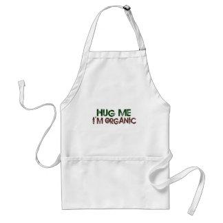 Hug Me I'M Organic Adult Apron