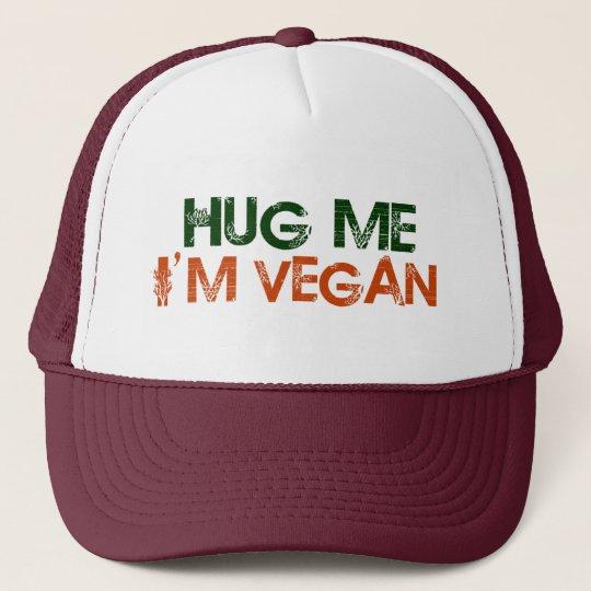 Hug Me I'M Vegan Trucker Hat