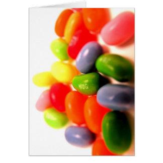 Hug Me, Jellybean Card