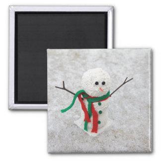 Hug Me Snowman Magnet