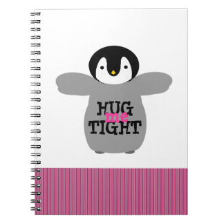 Hug Me Tight Love Notebook