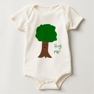 Hug Me Tree Infant Baby Bodysuit