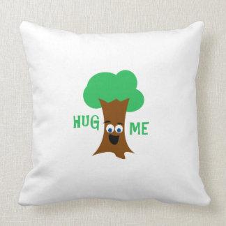 Hug Me (Treehugger) Pillow