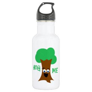 Hug Me (Treehugger) Stainless Steel Water Bottle