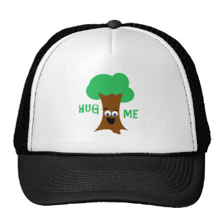Hug Me (Treehugger) Trucker Hat