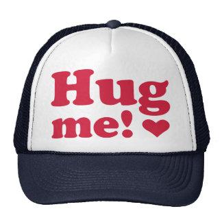 Hug me trucker hat