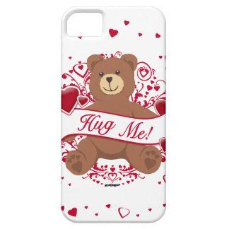 Hug Me! Valentine's Day Teddy Bear iPhone 5 Cases