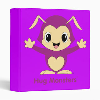 Hug Monsters® Avery Binder