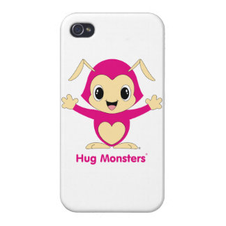Hug Monsters® Cover For iPhone 4