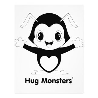 Hug Monsters® Flyer