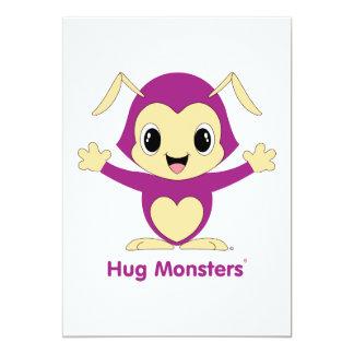 Hug Monsters® Invitation