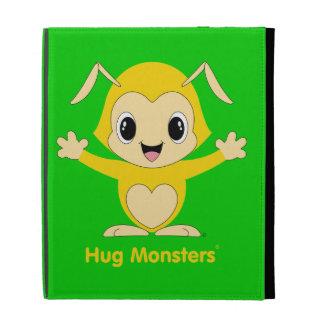 Hug Monsters® iPad Folio Caseable iPad Folio Cover