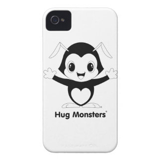 Hug Monsters® iPhone 4/4S Case-Mate Barely There™