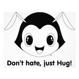 Hug Monsters® Letterhead