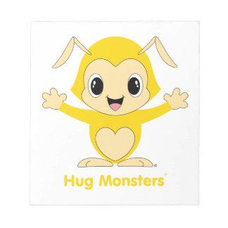 Hug Monsters® Notepad