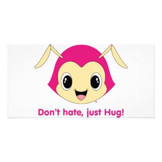 Hug Monsters® Photo Card