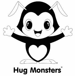 Hug Monsters® Photo Sculpture