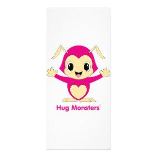Hug Monsters® Rack Card