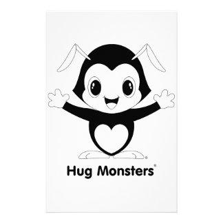 Hug Monsters® Stationery