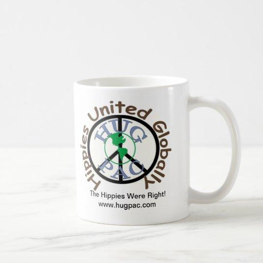 HUG PAC Coffee Mug