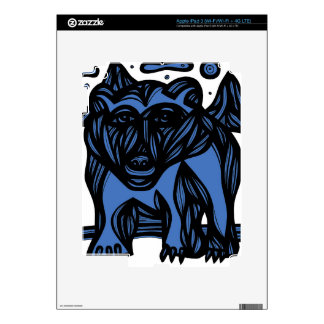 Hug Persistent Philosophical Charming Decal For iPad 3