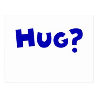 Hug? Post Cards