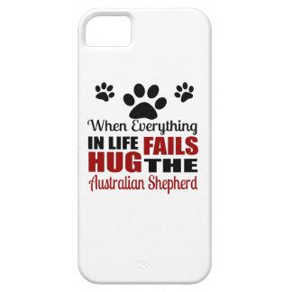 Hug The Australian Shepherd Dog iPhone SE/5/5s Case