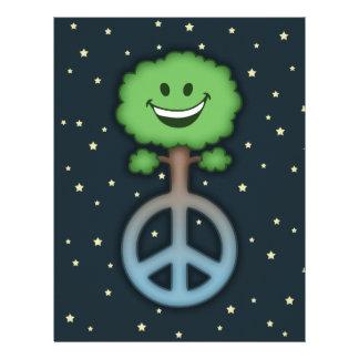 Hug-Tree-Peace Letterhead
