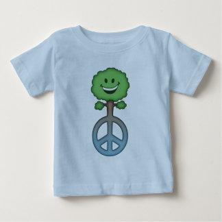 hug-tree-peace-T Baby T-Shirt