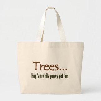 Hug Trees Bags