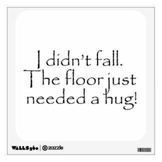 Hug Room Decals