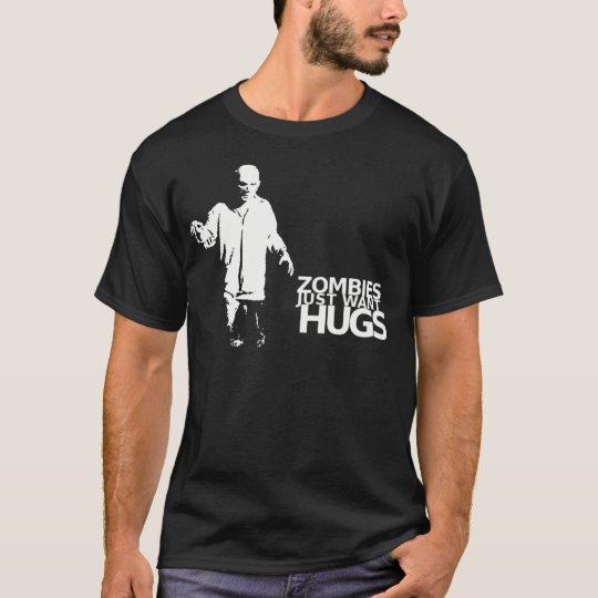 HUG zombie T-Shirt