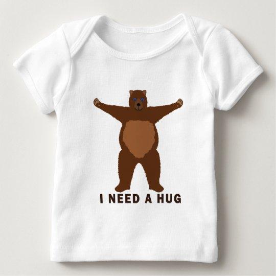 Hugable Bear Baby T-Shirt