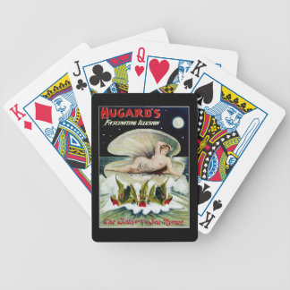 Hugards ~ The Birth of the Sea Nymph Bicycle Playing Cards