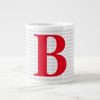 Huge Boston Coffee Mug