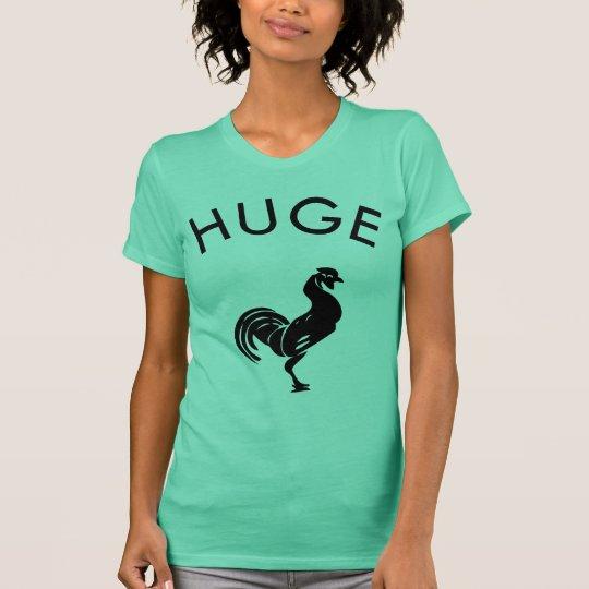 Huge Cock Rooster T-Shirt