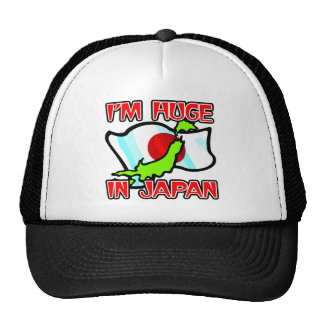 Huge In Japan Trucker Hat