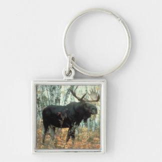Huge Moose Keychain