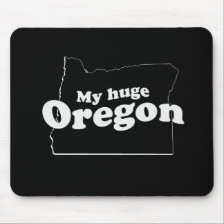 HUGE OREGON (2) MOUSE PAD