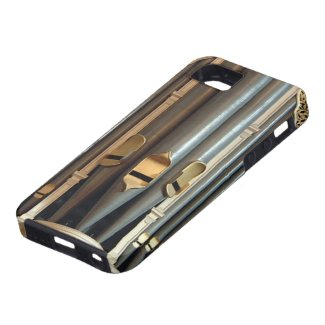 Huge pipes iPhone 5 case