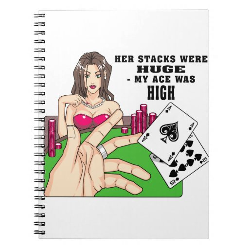 Huge Poker Stacks Journals