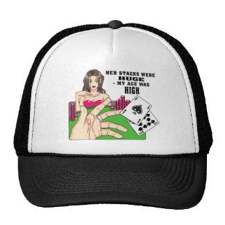 Huge Poker Stacks Trucker Hat