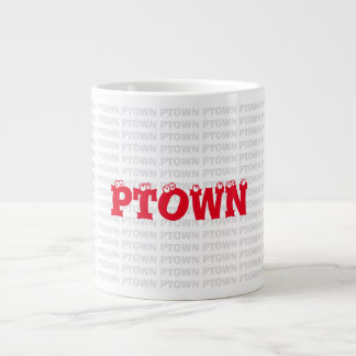 Huge PTown Coffee Mug