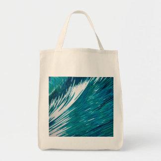 Huge Surfer Wave Everyday Tote Bag by M. Juul