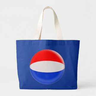 Huge Tote Bag with Holland Dutch flag